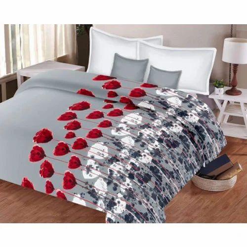 Sparsh Multicolor Cotton Bed Sheet Set Rs 720 Set Indra Prints