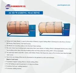 Garment Acid Washing Machine