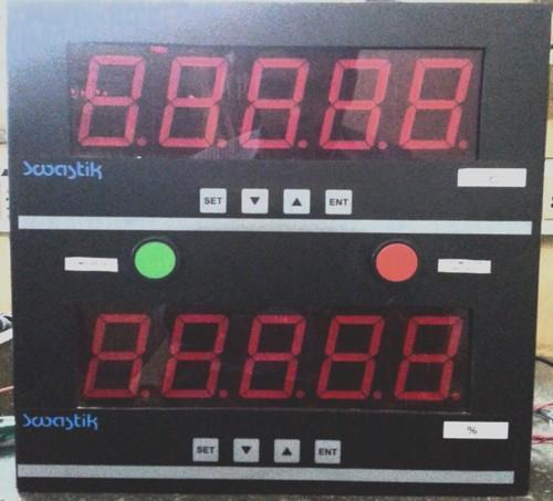 Jumbo DUAL Display Process Indicator, PI-4042-2