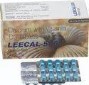 Elemental Calcium 500 MG Vitamin D3 250 IU Tablets