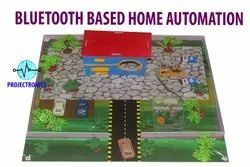 Bluetooth Home Automation Project Model