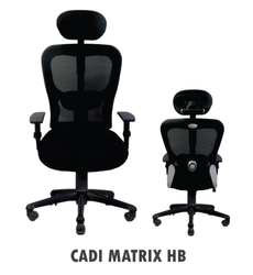 Black HB Office Chair