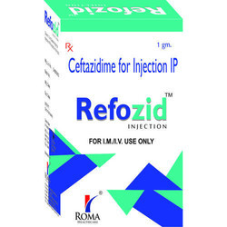 Ceftazidime 1 gm Injection