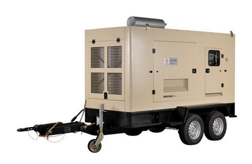 400 KW Mobile Diesel Generators, 415 V, Bluebest Energy Private Limited |  ID: 16429362433