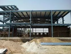 M. S Industrial Shed for Commercial