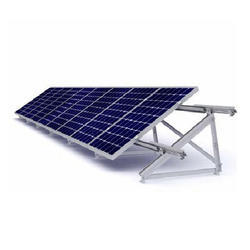 Rooftop Solar Panel Mounting Structure