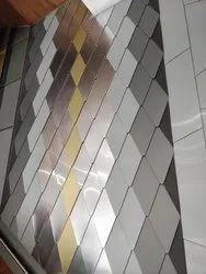 Titanium Zinc Facade