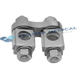 Twin Adjust Able Clamp Straight