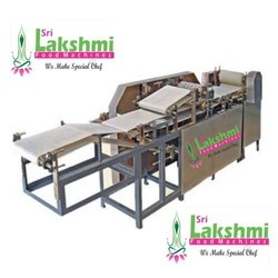 60 Kg Per Hour Capacity Appalam Making Machine