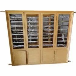 GI Window with Stainless Steel Tube