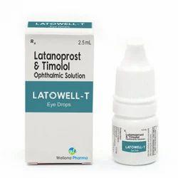 Latanoprost & Timolol Eye Drops