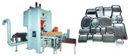 Three Phase Aluminium Foil Container Machine