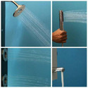 Orion Steel Matte Shower Panel