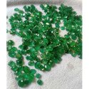 Green Natural Zambian Emerald, For Jewellery