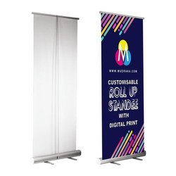 Roll UP Standee 6x3