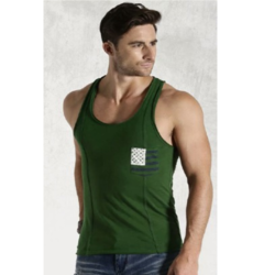 Sleeveless Body Fit Vest