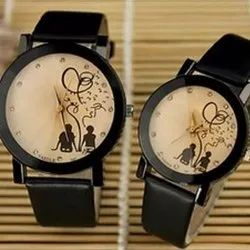 Analog Couple Watch