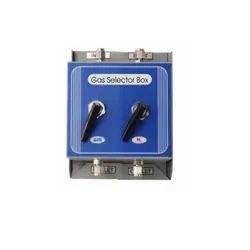 Gas Selector Box For GC