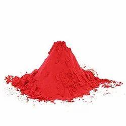 Red Rangoli Color