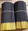 Black Raw Incense Stick