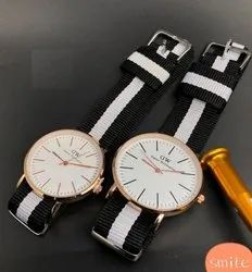 Couple Men's And Women's Analog Watch