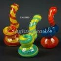 Tree Percolator Glass Smoking Pipe