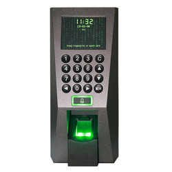 Access Control System F18