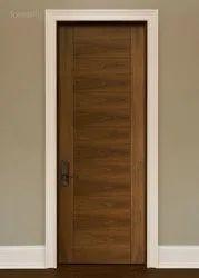 Wooden Veneer Entrance Door