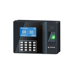Biometric Machine With Door Access Control
