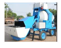 Mini Mobile Batching Machine