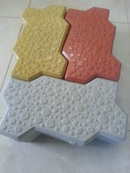 Pvc Rubber Mould Unipaver