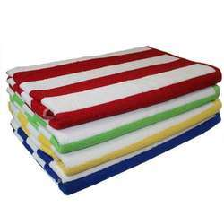 Stripe Terry Towels