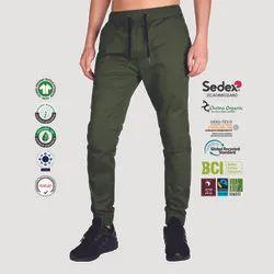 Chetna Organic Cotton Mens Chinos Trousers