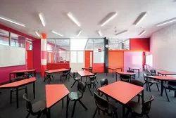 Flexible School Interior Designing