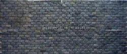 Elegant Black Mosaic Tiles
