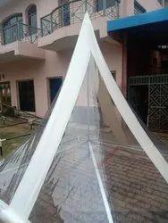 Crystal Pagoda Tent