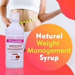 Natural Weight Management Syrup - Herbal Slimming Tonic