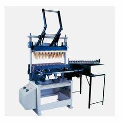 ice cream wafer cone making machine, Capacity: 80 Cones Per Minute, 1.5 Hp