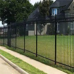 Galvanized Steel Fence