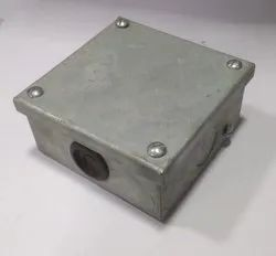 HOT DEEP GALVANIZED JUNCTION BOX