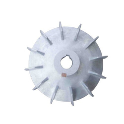 2- 4 Hp 1-5000 Motor Cooling Fan, 220 V