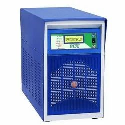 DC Single, 3 Wire UTL Off Grid Solar Inverter, Capacity: 1-10 KVA
