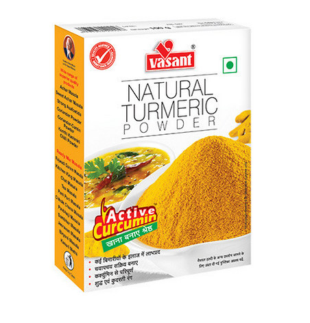 Vasant Natural Turmeric Powder