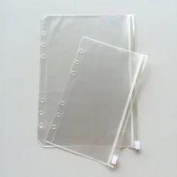 PVC Transparent Pouch