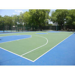 Sport Outdoor Court Flooring