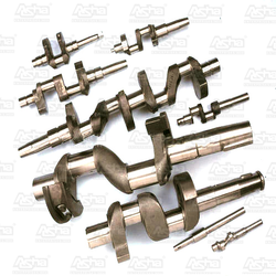 Carbon Steel Compressor Crankshaft