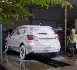 Car Washing And Cleaning Service