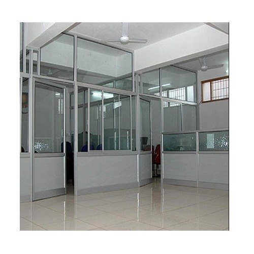 Aluminium Door Partion