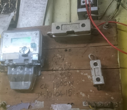 Electrical Meter Box Repair Service