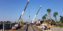 Railway Underpass Work